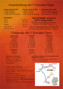 Flyer Euroskat Open Back